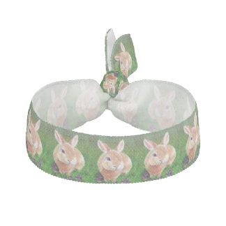 Clover Bunny Hair Tie