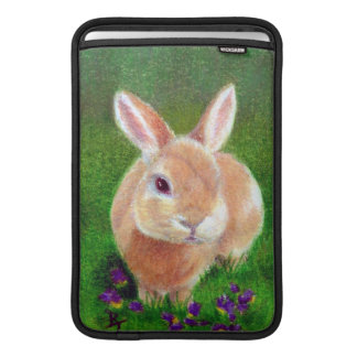 Clover Bunny MacBook Air Sleeve
