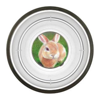 Clover Bunny Pet Bowl