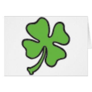 clover card