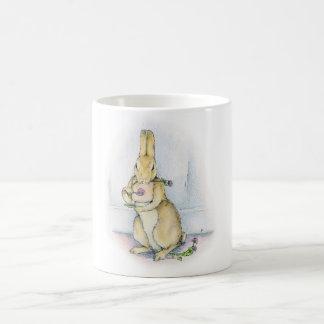 Clover Classic White Coffee Mug