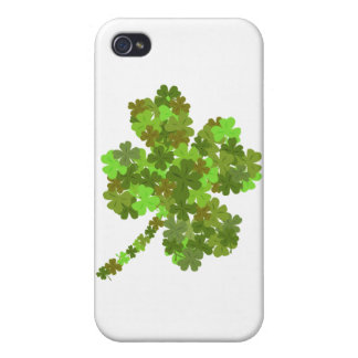 Clover Collage iPhone 4/4S Case