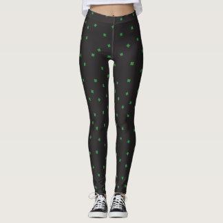 Clover Dots Leggings