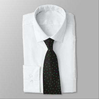 Clover Dots Tie