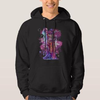 Clover Geisha Basic Hooded Sweatshirt
