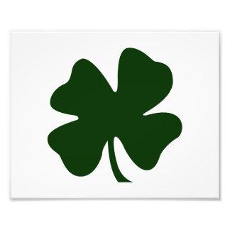 clover green blob st pat day irish.png art photo