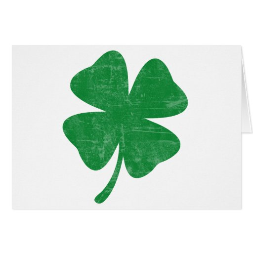 Clover Greeting Cards