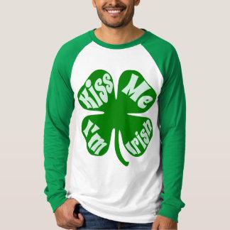 Clover, I'm Irish T-Shirt
