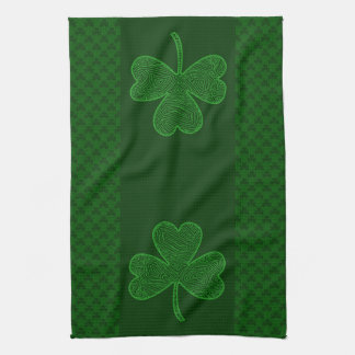 Clover Kitchen Towel