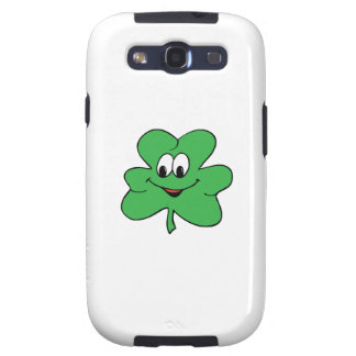 Clover Leaf Galaxy S3 Covers
