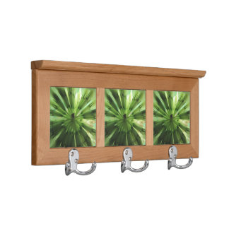 Clover Leaf Coat Rack