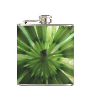 Clover Leaf Flask
