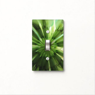 Clover Leaf Light Switch Plate