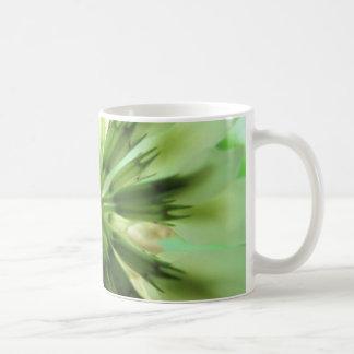 Clover Leaf Classic White Coffee Mug