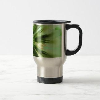 Clover Leaf 15 Oz Stainless Steel Travel Mug