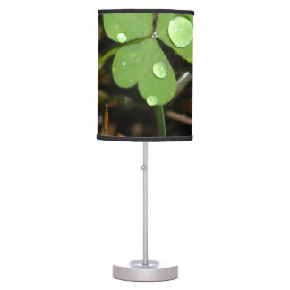 Clover Leave Desk Lamps