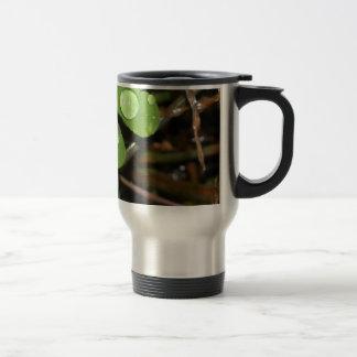 Clover Leave 15 Oz Stainless Steel Travel Mug