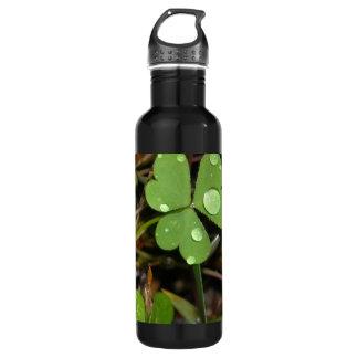 Clover Leave 24oz Water Bottle