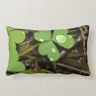 Clover Leave Pillow