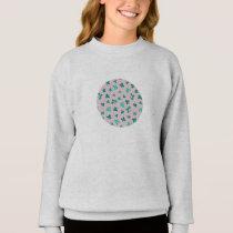Clover Leaves Girls' Sweatshirt
