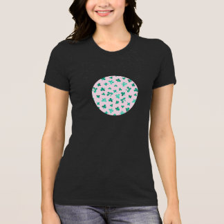 Clover Leaves Women's Favorite Jersey T-Shirt