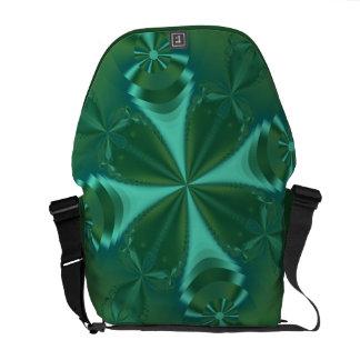 Clover Messenger Bag