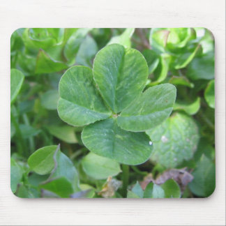 Clover Mouse Pad
