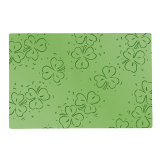 Clover Over and Over Placemat
