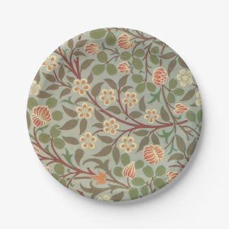 Clover Paper Plates 7 Inch Paper Plate