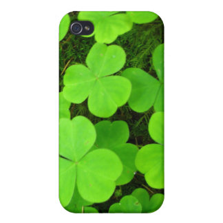 Clover Patch iPhone 4 Case