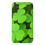 Clover Patch iPhone 4 Cover