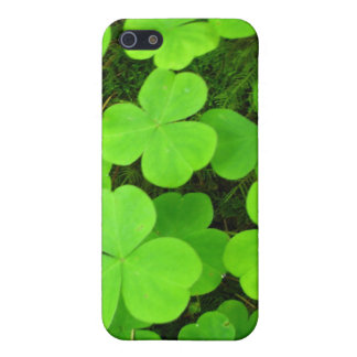 Clover Patch iPhone SE/5/5s Case