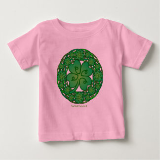 Clover Ring Baby T-Shirt