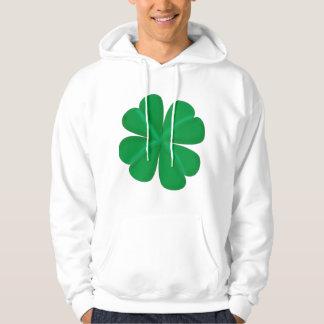 Clover sheet four-leaf hoodie