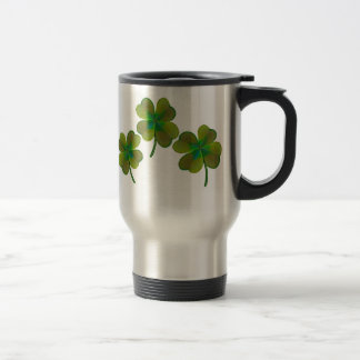 Clover sheets travel mug
