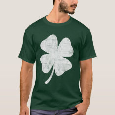 Clover T-shirt at Zazzle