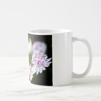 Clover vignette coffee mug