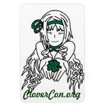 CloverCon Magnet