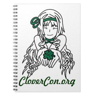 CloverCon Notebook