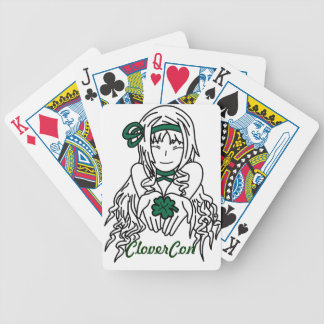 CloverCon Playing Cards
