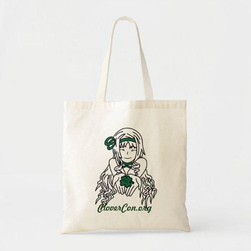 CloverCon Tote Bags