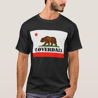 Cloverdale,Ca -- T-Shirt
