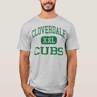 Cloverdale - Cubs - Junior - Little Rock Arkansas T-Shirt