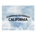 Cloverdale-Geyserville California Postal