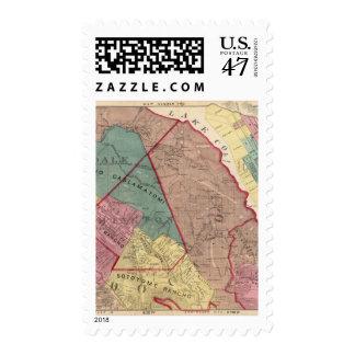 Cloverdale, Washington, Mendocino Postage Stamp