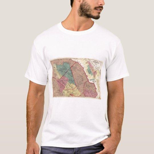 Cloverdale, Washington, Mendocino T-Shirt