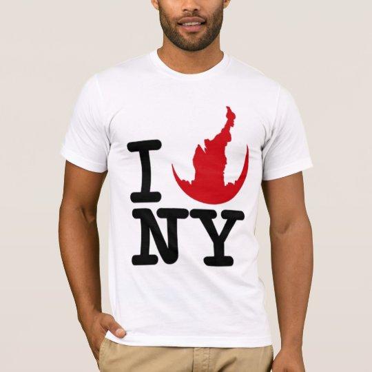 Cloverfield NY shirt