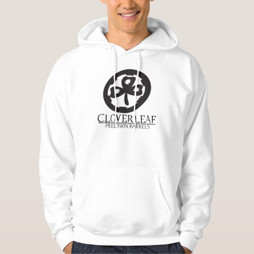 Cloverleaf Barrels Hooded Sweatshirt