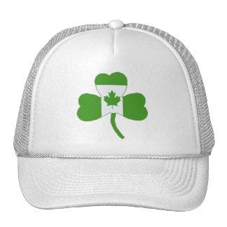 Cloverleaf Canada Flag Trucker Hat