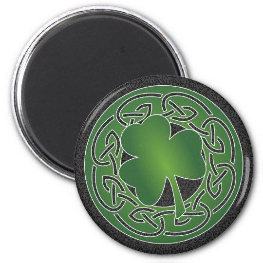 Cloverleaf - St Patrick's Day Magnet